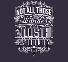 Lost Typography T-Shirt