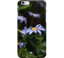 Blue Rain II iPhone Case/Skin