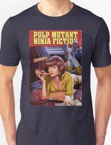 Pulp Mutant Ninja Fiction Unisex T-Shirt