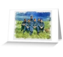 The Dambusters 917 Squadron WWII Greeting Card