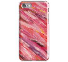 Pink Zebra  iPhone Case/Skin