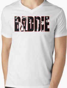 Batman Villians Baddie Mens V-Neck T-Shirt