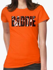 Batman Villians Baddie Womens Fitted T-Shirt