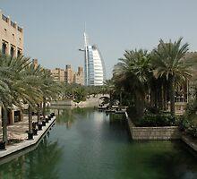 Burj Al Arab 2 by Trevor Needham