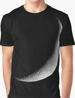 Crescent Moon Graphic T-Shirt