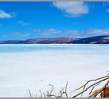 Whycocomagh Winter by BrasdOrLife