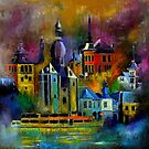 Magic city by calimero