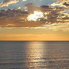 Autumn sunset by elphonline