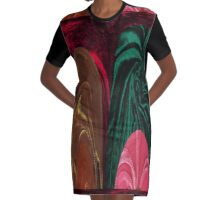 Yamborghini High Graphic T-Shirt Dress
