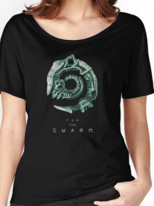 For the Swarm Women's Relaxed Fit T-Shirt