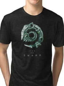 For the Swarm Tri-blend T-Shirt