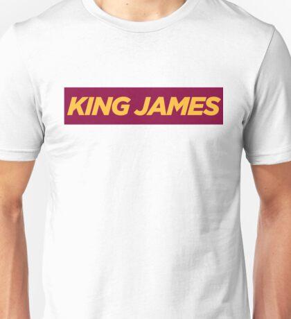 JAMES. Unisex T-Shirt