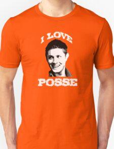 Dean Winchester Loves Posse T-Shirt