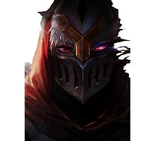 League of Legends - Zed Photographic Print