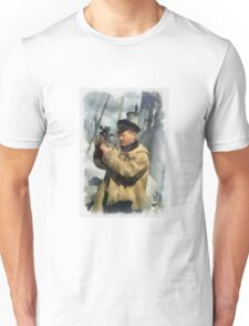 Royal Naval Officer - WWII Unisex T-Shirt