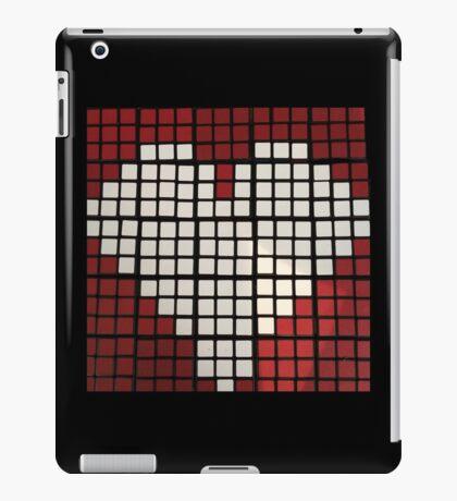 Rubik's Cube Heart Case iPad Case/Skin