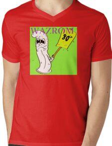 Parasitism(print only) Mens V-Neck T-Shirt