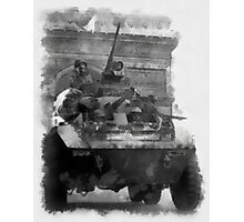 Liberation - Americans in Paris - WWII Photographic Print