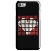 Rubiks Cube Heart Case iPhone Case/Skin