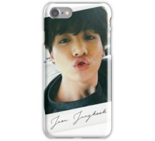 Jungkook Polaroid - BTS - Bangtan Boys iPhone Case/Skin
