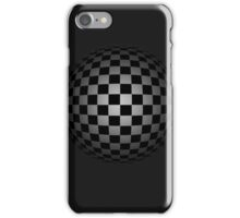 Checkered World  iPhone Case/Skin