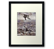 Battle of Britain - WWII Framed Print