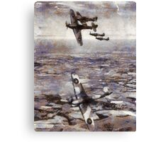 Battle of Britain - WWII Canvas Print