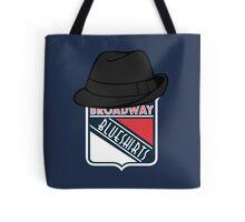 Broadway Blueshirts Tote Bag