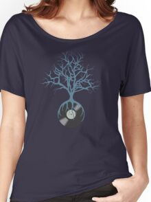 A L I V E Women's Relaxed Fit T-Shirt