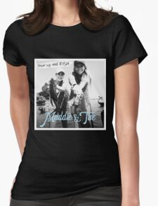 maddie tae fish Womens Fitted T-Shirt