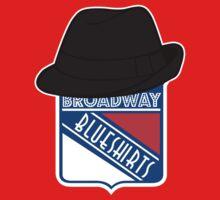 Broadway Blue Shirts Kids Clothes