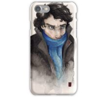 Cold Sherlock iPhone Case/Skin