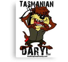 Tasmanian Daryl Dixon Canvas Print