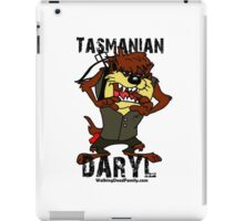 Tasmanian Daryl Dixon iPad Case/Skin