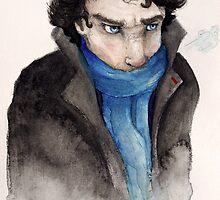 Cold Sherlock by lutrinae