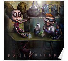Dexters Meth Lab Poster