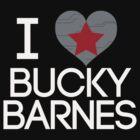 I Heart Bucky Barnes by Arcee Partridge