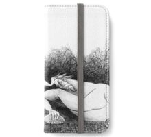 The Fight iPhone Wallet/Case/Skin