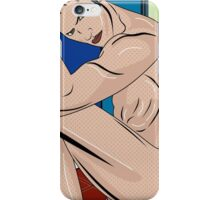 man world 2 iPhone Case/Skin