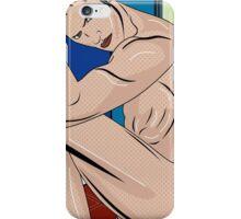 man world 2 iPhone Case/Skin