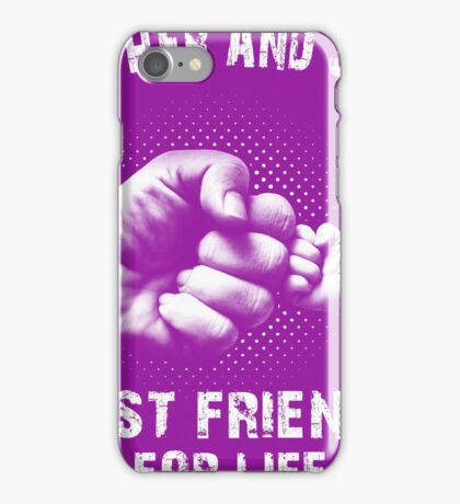 Father And Son - Father's Day iPhone Case/Skin