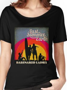 barenaked ladies tour 2016 Women's Relaxed Fit T-Shirt