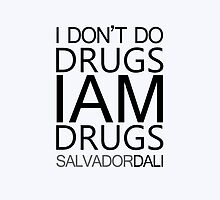 Salvador Dali Quote by BrendanGraham