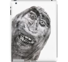 Monkey man iPad Case/Skin