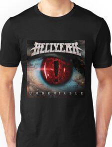 HELLYEAH ALBUMS UNDENIABLE Unisex T-Shirt