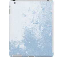 Earth Sweat Design (Airy Blue Color) iPad Case/Skin