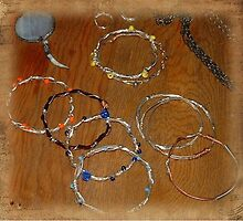 Bound Chaos - Bracelets by Maree  Clarkson