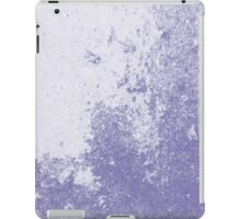 Earth Sweat Design (Scampi Purple Color) iPad Case/Skin