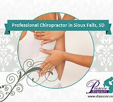Professional Chiropractor in Sioux Falls, SD by drpascoe