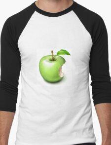 Apple Core Men's Baseball ¾ T-Shirt